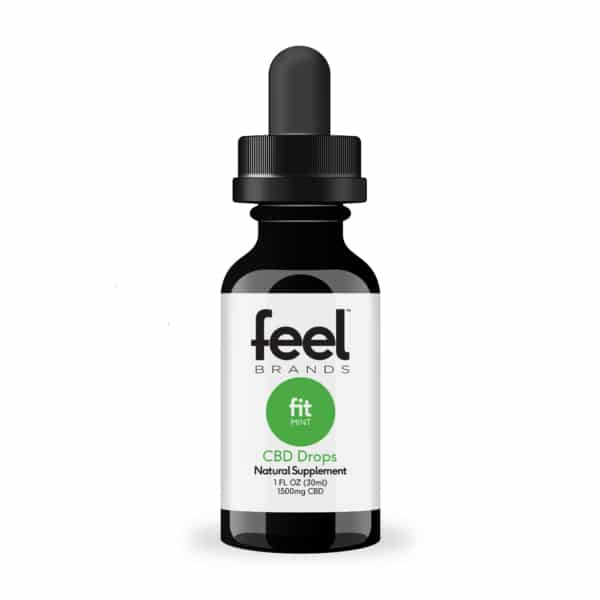 Feel Fit™ 1500mg CBD Tincture