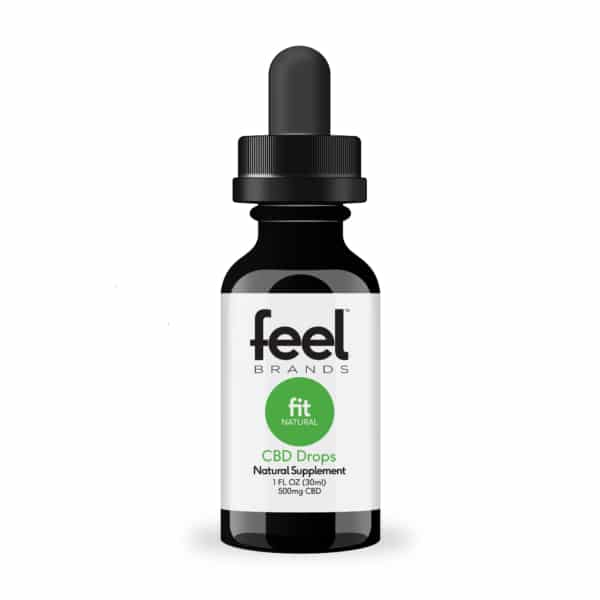 Feel Fit™ 500mg CBD Tincture
