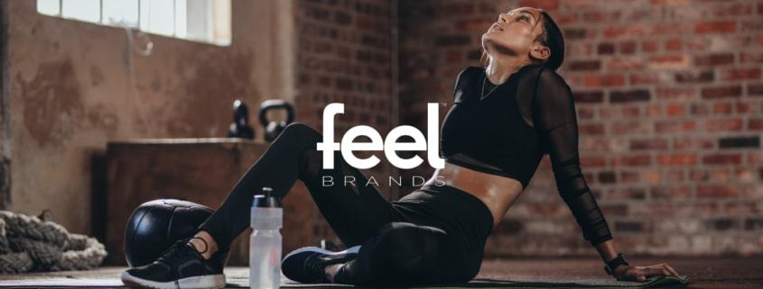 Premium CBD Products   Feel Brands