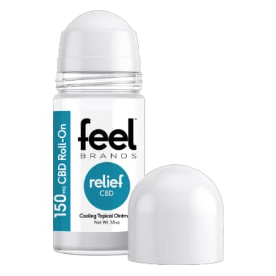 Feel Relief™ CBD Topical Roll-On