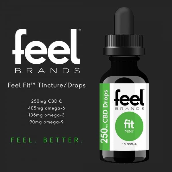 Feel Fit CBD Tincture