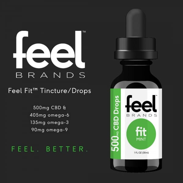 Feel Fit CBD Tincture