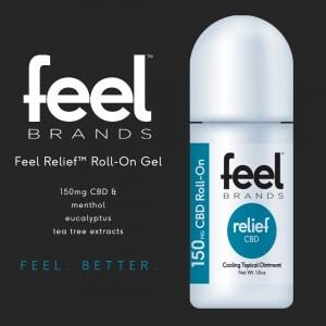Feel Relief CBD Roll On