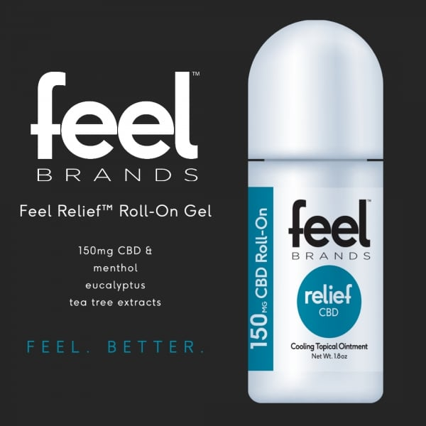 Feel Relief CBD Roll On